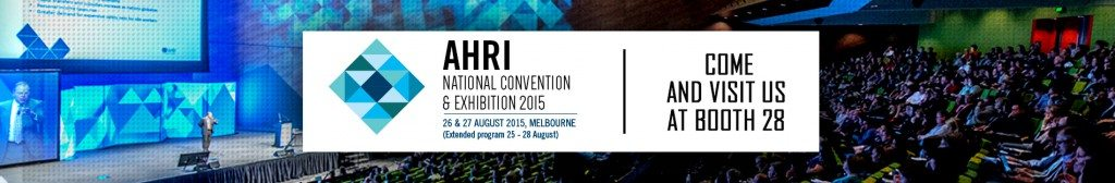 Find Bluegem at the AHRI National Convention and Exhibition 2015
