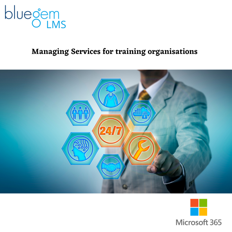 Managed Services for RTOs and Training Providers